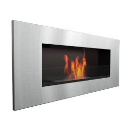 DELTA 2 ACERO INOX. GLASS